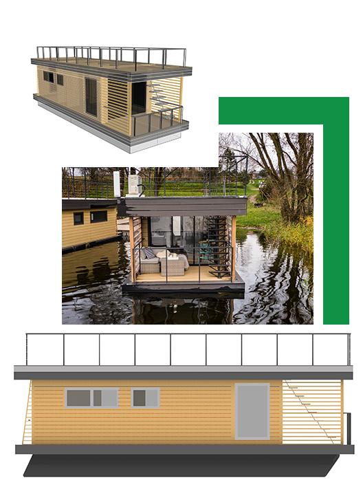 Budowa domów na wodzie